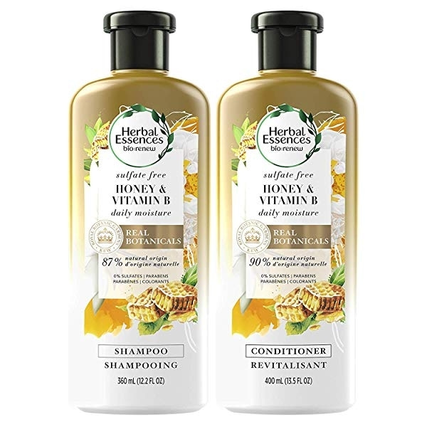 Herbal Essences Sulfate Free Shampoo and Condition