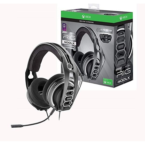 Plantronics Gaming Headset RIG 400LX Gaming Headse