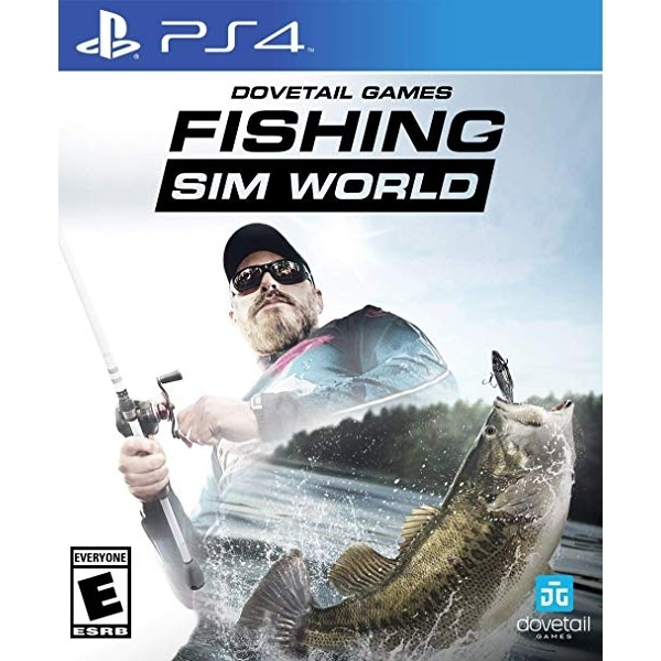 Fishing Sim World - PlayStation 4