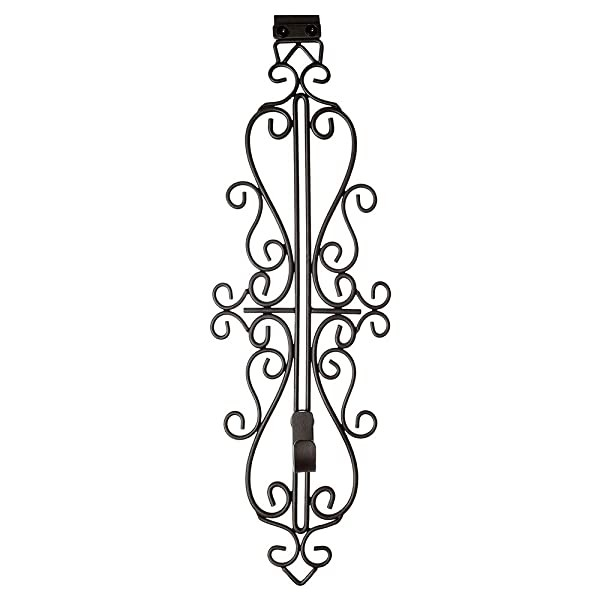 [Front Door WREATH HANGER] - Colonial Design | ADJ