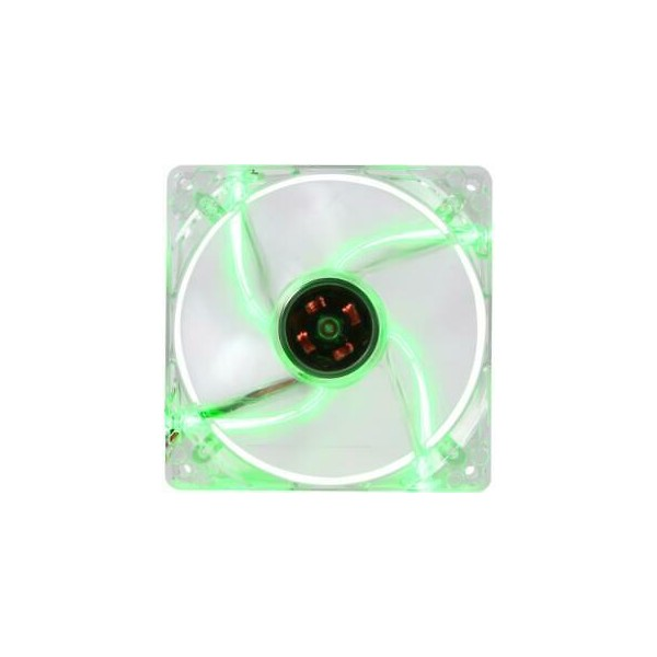 [미국] 1396210 Link Depot FAN-4LED-120GN 120mm Green